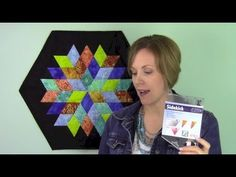 Sidekick Ruler by Jaybird Quilts - YouTube