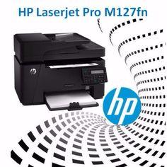 Impresora Multifuncion deskjet HP -M127FN