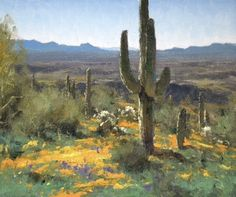 Oil painting art videos on how to paint trees, rocks, water and mountains in the landscape from Matt Smith, a nationally acclaimed artist and workshop teacher Watercolor Landscape, Landscape Art, Landscape Paintings, Western Landscape, Mountain Landscape, Matt Smith, Southwestern Art, Southwestern Paintings, Desert Art