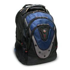 db1b4c917128 SwissGear Blue Ibex 17″ Computer Backpack