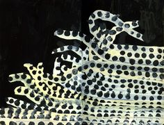 RACHEL SALOMON O'MEARA Dots Design, Graphic Design, Creative Artwork, Altered Books, Art Journals, Sketchbooks, Collages, Animal Print Rug, Mixed Media