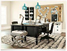 [get the look: addie home office]  I ballarddesigns.com