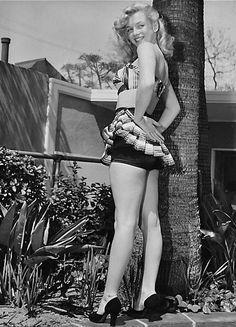Marilyn Monroe early 1950's