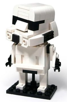 This Is What A LEGO Star Wars BrickHeadz and Funko Pop! Mash-Up Looks Like. | LEGO News - Latest LEGO Set News and Happenings -  http://www.brickshow.tv/news/2016/08/this-is-what-a-lego-star-wars-brickheadz-and-funko-pop-mash-up-looks-like/