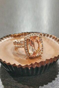 morganite gemstone engagement rings 5