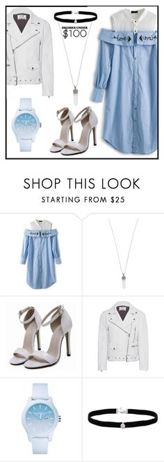 """""""Untitled #76"""" by esvoll on Polyvore featuring Marc Jacobs, Acne Studios, Lacoste and Amanda Rose Collection"""