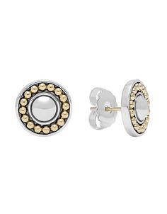 LAGOS Jewelry Enso Circle Stud Earrings | LAGOS.com
