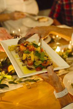 Collaboration avec Stefano Faita (2018) Filets, Chefs, Collaboration, Tacos, Ethnic Recipes, Pork, Food, Recipe