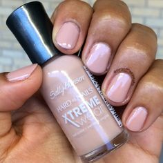 Sally Hansen Xtreme Wear Hard as Nails Bare it All