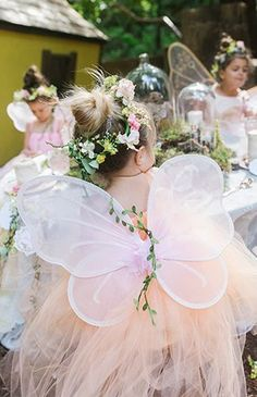 Woodland Fairy Birthday Party - Inspired By This