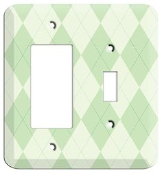 Artistic Switchplates - AP-329 Rocker / Toggle Cover Plate #AP-329-R/1T