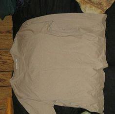 Cato long sleeve Tan colored long sleeve shirt Tops Tees - Long Sleeve