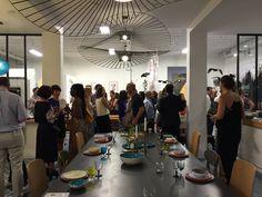 L'appartement Store | Cocktail reception #MO16 #MiamiExperience #wynwood – à Wynwood Art District.