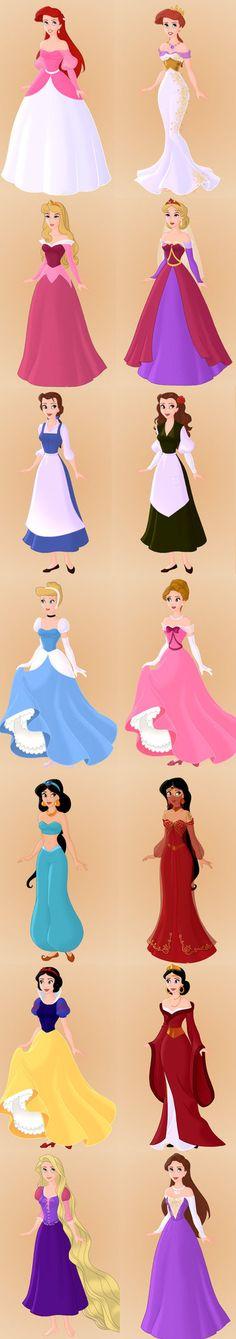 Disney Princessas e mães