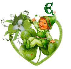 Wild Irish Rose, Cute Alphabet, Letter D, Happy St Patricks Day, Emerald Isle, Four Leaf Clover, Bright Stars, Tinkerbell, Rooster