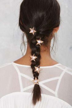 Point of No Return 5-pc Hair Clip Set - The Summer Shop