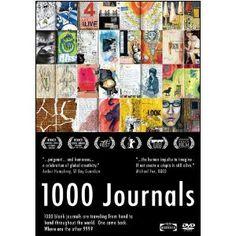 1000 journals - documentary