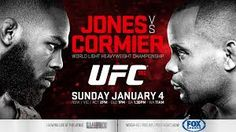 jones cormier poster - Google Search