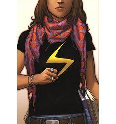Ms. Marvel: No Normal Volume 1