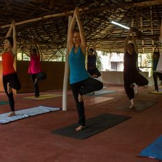 Akshi Yogashala Rishikesh #akshiyogashala #akshiyogashalarishikesh http://yogacentersindia.com/akshi-yogashala-rishikesh/