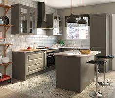 7 Mejores Imágenes De Cocinas Leroy Merlin Modern Kitchens