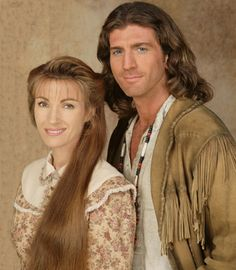 Dr Quinn, Medicine Woman! JUst love this show...even though its old and western:)