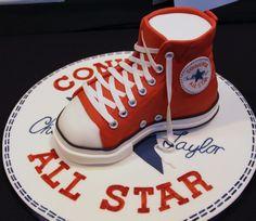 http://the-temple.net/cakemag/ En CakeMag.es tartas de bolsas, zapatos y complementos de la feria Cake International Birmingham