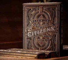 Citizen Playing Card Deck by Theory 11
