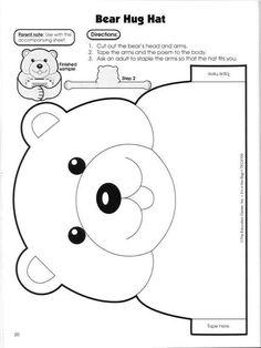 Bear hug band 1/2