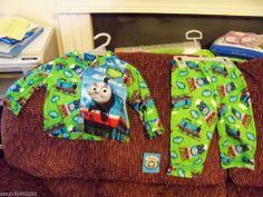 Thomas the Tank Engine  2pc PJ's  Size 12 months Boys NEW  #thomasthetank #TwoPiece