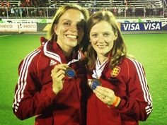 kate and helen richardson-walsh, together for 8+ years.