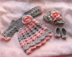 baby dress pattern, crochet baby pattern, crochet baby clothes, newborn outfit, baby girl outfit, babies pattern,  newborn girl dress
