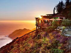 Post Ranch Inn, Big Sur, California, named Most Romantic Hotel in USA. Daily Catch | Coastalliving.com