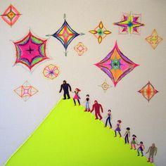 Megan Whitmarsh - Let's Go! Neon Mountain!