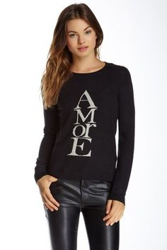 Amore Pullover Sweater
