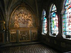 Eglise de Figeac.Lot. Midi-Pyrenees