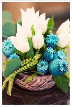 tiki party flower