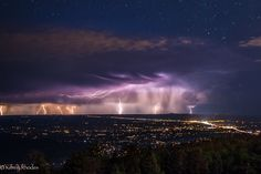 Storm over Sedillo by Kenny Rhodes on 500px