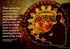 Benefits of Chanting The Holy Name of The Lord For full quote go to: http://quotes.iskcondesiretree.com/srila-prabhupada-on-benefits-of-chanting-the-holy-name-of-the-lord/ Subscribe to Hare Krishna Quotes: http://harekrishnaquotes.com/subscribe/ #Chanting