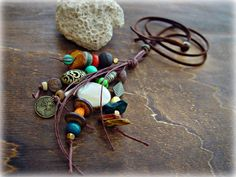 Boho Jewelry  Boho Necklace  Tribal Necklace  by HandcraftedYoga, $34.00