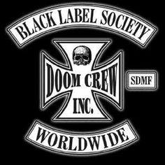~BLS~ Harley Quinn Halloween, Rock Band Posters, Black Label Society, Zakk Wylde, Metal Fan, Music Pics, Heavy Metal Music, Black Sabbath, My Favorite Music