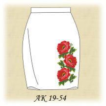 Заготовка к юбке АК 19-54
