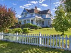 John Trumbull House (1891) Port Townsend, WA