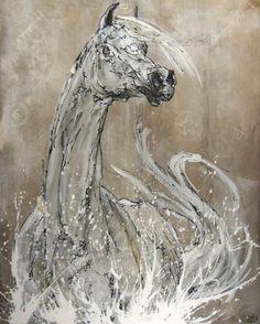 Artist: Sebastien Larochelle, Title: La Vigile - click for larger image