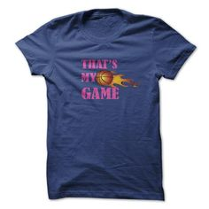 that my game basketball T Shirts, Hoodies. Get it here ==► https://www.sunfrog.com/LifeStyle/that-my-game--basketball.html?41382