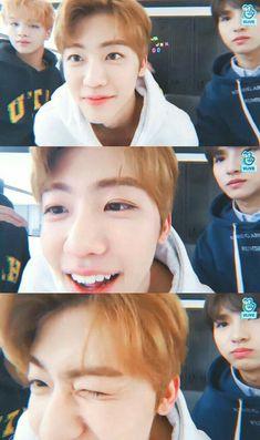 winkeu winkeu💛 Close up Nana Nct U Members, Nct Dream Members, Nct 127, Taeyong, Jaehyun, Yang Yang, Winwin, K Pop, Saranghae