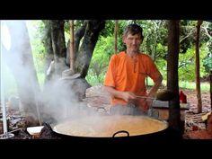 Passo a passo: produção de melado de cana