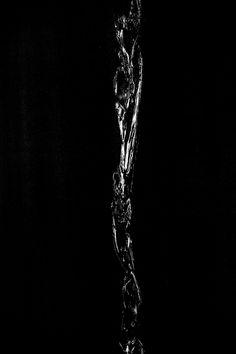 Isthmus - detail of minimal abstract art by Jacek Sikora