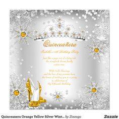 Winter Wonderland Quinceanera Invitations New Quinceanera Blue Silver Winter Wonderland Invitation Create Your Own Invitations, Custom Invitations, Invites, Invitation Examples, Invitation Templates, Quinceanera Invitations, Quinceanera Party, Blue And Silver, Winter Wonderland
