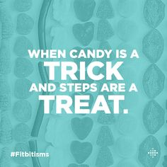 We'll circle the neighborhood twice if it means getting 10,000 steps. #Fitbitisms